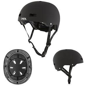 2021 O`Neal Dirt Lid ZF Helm BLACK Fahrrad Helm All Mountain Bike Trail MTB BMX