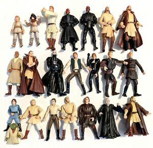 CHOOSE: Star Wars PREQUELS: Ep. 1, Saga Series & Revenge of the Sith 1998-2005