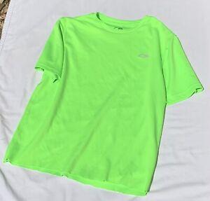 Champion Running Cycling High Visibility Fluorescent Shirt