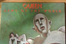 QUEEN News Of The World LP Vinyl