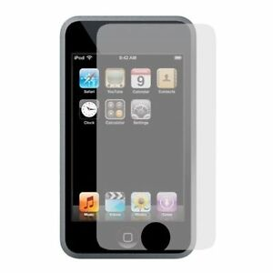 5 Pack Clear LCD SCREEN PROTECTORS for Apple iPod Touch 3rd 2nd Generation 3G 2G
