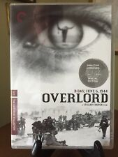 OVERLORD - Criterion Collection DVD, #382, Dir. Approved, R1, Pristine, Rare