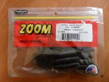 "Zoom Fat Albert Grub - 3"" - Green Pumpkin soft plastic lures"