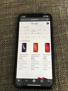 Apple iPhone XR - 64GB - Black (Unlocked)