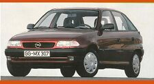 CD MANUALE OFFICINA OPEL ASTRA F -VAUXHALL 1.3 1.4 1.6 1.8 2.0 SERVICE&REPAIR EN