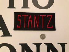 Blitzway Ghostbusters Stantz tissu Nom Patch loose échelle 1:1 Full Size