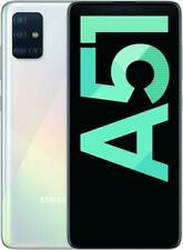 SAMSUNG Galaxy A51 Bianco 128 GB Dual Sim Display 6.5 Full HD Smartphone White