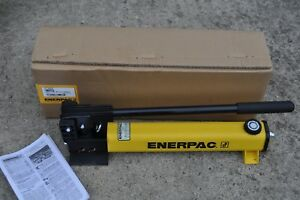Enerpac P392 Hydraulic Hand Pump 700 Bar/10,000 PSI new