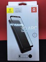 Preium Baseus 3D Arc Tempered Glass Film full Screen Protector Samsung S8/8plus