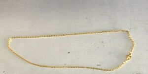18k Gold Plated Chain/Necklace
