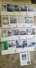 Vintage Lot 20 POLARIS SUBMARINE Magazines Issues Navy World War ll Veteran