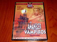 EL AMANECER DE LOS VAMPIROS / Le Frisson des Vampires - Jean Rollin - Precintada