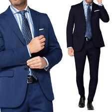 Abito Uomo Micro Fantasia Vestito Pois Completo Elegante Sartoriale Slim VEQUE