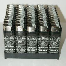 NEW Baron Wholesale Lot of 50 Jack Daniels Cigarette Lighters
