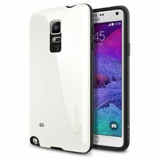 Spigen Capella Case - To Suit Samsung Galaxy Note 4 - Shimmery White
