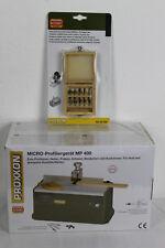 Proxxon Set 27050 MICRO-Profiliergerät MP 400+29020