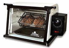 Ronco Showtime Petite Compact Space Saver Rotisserie & Recipe Book - New Free Sh