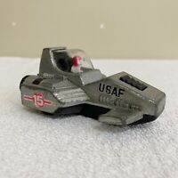 USAF Leaping Space Sled S8123 Vintage Hong Kong Diecast Toy