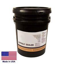 5 Gallon Asphalt Emulsion Driveway Sealer Drys In 24 Hours Commercial Duty