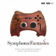 "WDR RUNDFUNKORCHESTER ""SYMPHONIC FANTASIES"" CD NEU"