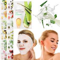 Innisfree Natural Face Masks Moisturising Cosmetic Facial Skin Peel Off Sheet