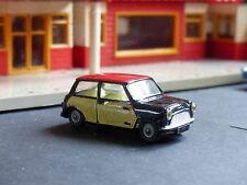 """CORGI TOYS 249 Morris Mini Cooper """"vannerie en osier"""""""