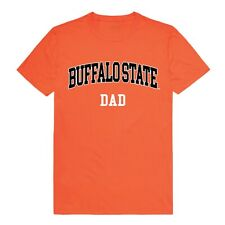 Buffalo State College Bengals Dad Father NCAA Cotton Tee T Shirt