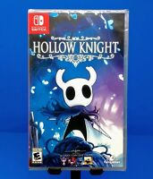 Hollow Knight (Nintendo Switch) Physical Edition with Map Poster & DLC Packs