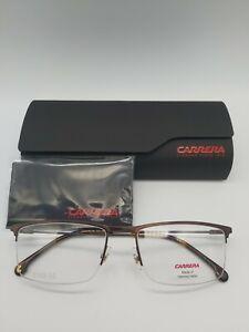 CARRERA 190 VZH eyeglasses glasses frame- brown/ bronze NEW + case