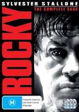 Rocky - Heavyweight 6 MOVIE Collection (DVD, 6-Disc Set) NEW