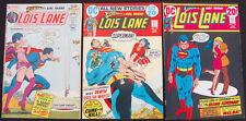 SUPERMAN'S GRIL FRIEND LOIS LANE #106 - Key Black Issue (DC 1970) 5.0 VG/FN