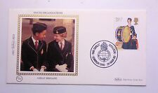 GREAT BRITAIN FDC YOUTH ORGANISATIONS GIRLS BRIGADE BENHAM COVER