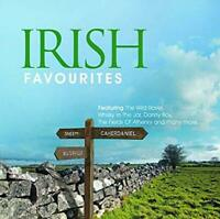 IRISH FAVOURITES BRAND NEW SEALED MUSIC ALBUM CD - AU STOCK