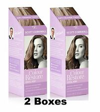 2 X Ash Hair Toner for Brunettes & Dark Blondes Save £6 - by Scott Cornwall