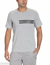 Tee-Shirt ADIDAS Climalite Maillot HOMME Taille S M XL 29.95 euros Gris Neuf