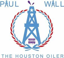 PAUL WALL CD - THE HOUSTON OILER [EXPLICIT](2016) - NEW UNOPENED - RAP