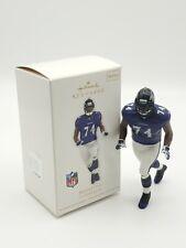 Hallmark Keepsake Michael Oher Baltimore Ravens Christmas Ornament 2012 New NIB