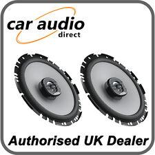 """Hertz Uno X 170 6.7"""" 17cm Car Audio 2 Way 4Ω Coaxial Speakers Door Shelf 200W"""