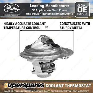 Gates Thermostat Kit for Mazda 323 BD10 BD50 FA BV 626 Bongo B-Ser Bravo E-Ser