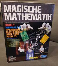 Magische Mathematik - Experimentierkasten 4M