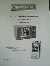 Alien Pod Digital Video Recorder - Model DSD106