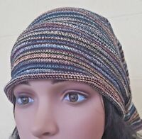 NEPALESE COTTON HAIR FAIR TRADE MAGIC HEADBAND STRETCHY COMFY CHEMO WRAP