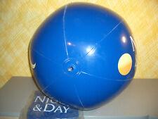 50 cm Wasserball Strandball Beachball Spielball Ball Jacobs Night&Day Werbeball