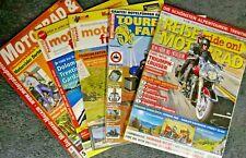 Motorrad Reisen, Tourenfahrer, Freizeit, RideOn, Tourenkarten -5 Hefte 2008-2014