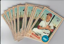 (10) Lot 2017 Topps Heritage High Number Jesse Winker #517 RC Rookie Reds