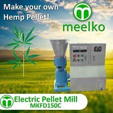 Pellet Mill 5.5kw 7.5Hp Electric Engine Pellet Press Special (Hemp)