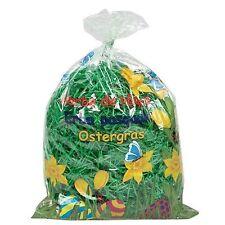 Ostergras 40g Holzwolle grün Osternest Osterkorb Osterdekoration Dekogras Ostern