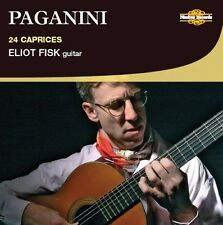 Eliot Fisk, N. Pagan - 24 Caprices for Guitar [New CD]