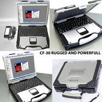 diesel diagnostic laptop DETROIT VOLVO MACK TECH TOOL MAXX ABS ECM SCANNER ECU