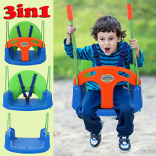 3in1 Playground Indoor Outdoor Toddler Swing Set Fun Play Baby Toy for Child Kid